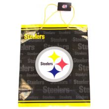 """NFL Officially Licensed 16"""" Gift Bag (Pittsburgh Steelers)"""