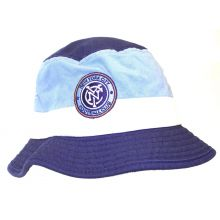MLS Officially Licensed New York City Football Club Bucket Hat Cap Lid (Small/Medium)