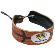 NCAA Licensed Missouri Mizzou Tigers Basketball Bracelet