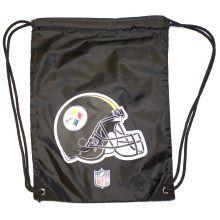 NFL Officially Licensed Basic Cinch (Pittsburgh Steelers (Helmet))