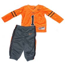 NCAA Licensed Oklahoma State Cowboys 2 Piece Pant and Jersey Set (12 Months)