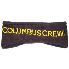 MLS Licensed Columbus Crew Fleece Lined Team Name Ear Warmer Headband