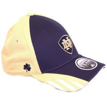 Notre Dame YOUTH Flexfit Baseball Hat Cap Lid