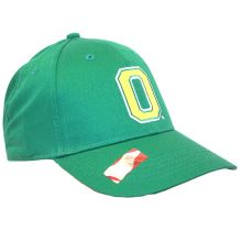 NCAA Officially Licensed Oregon Ducks Embroidered Adjustable Hat Cap Lid