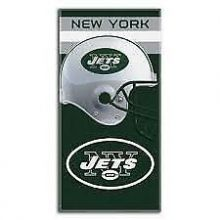 "New York Jets 30"" x 60"" Oversized  Beach Towel"