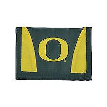 Oregon Ducks Tri-Fold Nylon Chamber Wallet