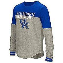 "Kentucky Wildcats Girls ""Baton"" Long  Sleeve T-Shirt"