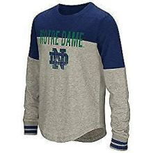 "Notre Dame Fighting Irish Girls ""Baton"" Long  Sleeve T-Shirt"