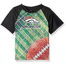 Denver Broncos Infant Boys Field T-Shirt