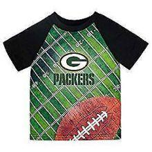 Green Bay Packers Infant Boys Field T-Shirt