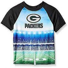 Green Bay Packers Toddler Boys Stadium T-Shirt