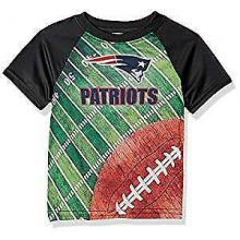 New England Patriots Toddler Boys Field T-Shirt