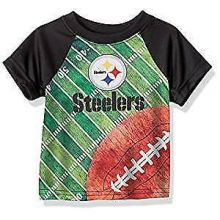 Pittsburgh Steelers Infant Boys Field T-Shirt