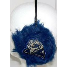 Pittsburgh Panthers Embroidered Faux Fur Team Logo Earmuffs Cheermuffs