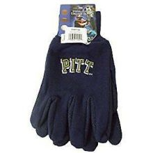 Pittsburgh Panthers Team Color Utility Gloves