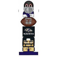 Baltimore Ravens Tiki Totem