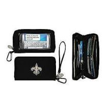 New Orleans Saints Deluxe Touch Smartphone Wallet Case
