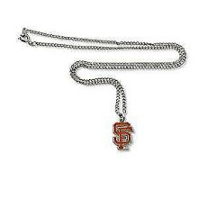 San Francisco Giants Logo Chain Necklace