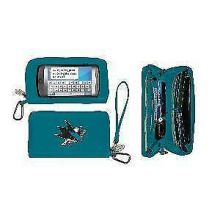 San Jose Sharks Deluxe Touch Smartphone Wallet Case