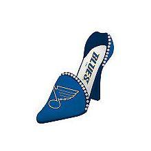 Saint Louis Blues Shoe Bottle Holder