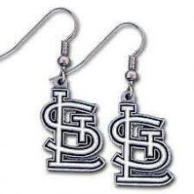 St. Louis Cardinals Dangle Earrings
