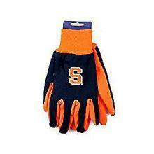 Syracuse Orange Team Color Utility Gloves