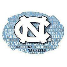 "North Carolina Tar Heels 5"" x 6"" Repeating Design Swirl Magnet"