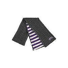 TCU Horned Frogs Charcoal Varsity Pocket Scarf
