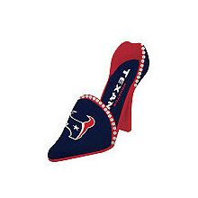 Houston Texans Wine Shoe Bottle Holder