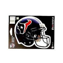 "HoustonTexans Medium 6"" Helmet Decal"