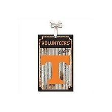 Tennessee Volunteers Corrugated Metal Ornament