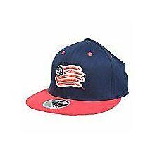 New England Revolution Bender Flat Bill Hat