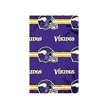 Minnesota Vikings Fan Feather Earrings