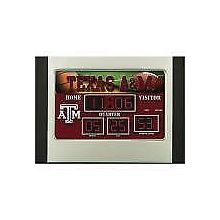 Texas A&M Aggies Diamond Plate Rope Necklace, 20-Inch