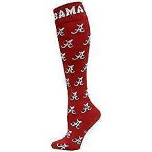 Alabama Crimson Tide Repeater Dress Socks