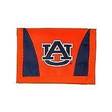 Auburn Tigers Tri-Fold Nylon Chamber Wallet