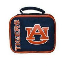NCAA Auburn Tigers Sacked Insulated Lunch Cooler Bag