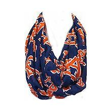 Auburn Tigers Fan Feather Earrings