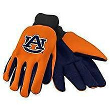 Auburn Tigers Team Color Utility Gloves