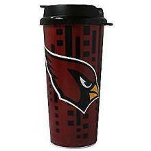 Arizona Cardinals 16-ounce Insulated Travel Mug