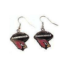 Arizona Cardinals Football Style Dangle Earrings