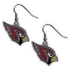 Arizona Cardinals Logo Dangle Earrings