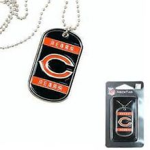 Chicago Bears Dog Tag Necklace