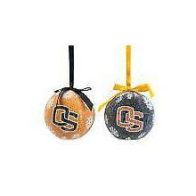 Oregon State Beavers LED Ball Ornaments Set of 6
