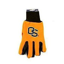 Oregon State Beavers Team Color Utility Gloves