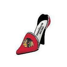 Chicago Blackhawks Wine Shoe Bottle Holder