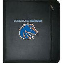 NCAA Boise State Broncos 3-Ring Zippered Binder