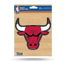 Chicago Bulls Bow Pigtail Holders