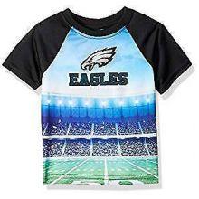 Philadelphia Eagles Toddler Boys Stadium T-Shirt 2T