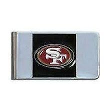 San Francisco 49ers Bar Style Dangle Earrings